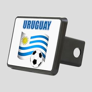 Uruguay soccer futbol Hitch Cover
