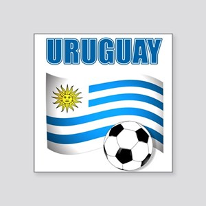 Uruguay soccer futbol Sticker