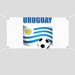 Uruguay soccer futbol Banner