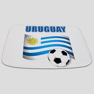 Uruguay soccer futbol Bathmat