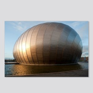 Modern architecture of th Postcards (Package of 8)