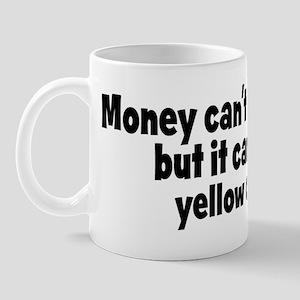 yellow corn (money) Mug