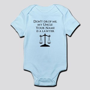 My Uncle (Your Name) Is A Lawyer Body Suit