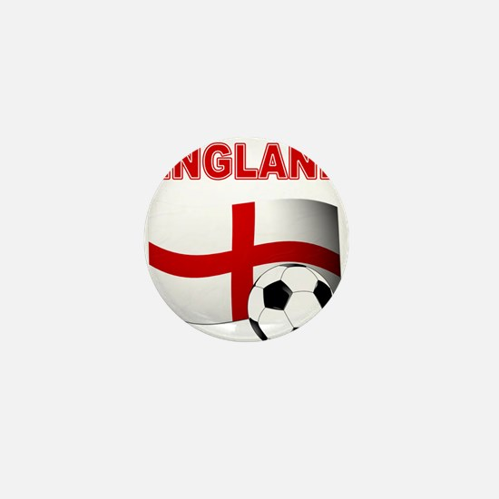 England Football Mini Button