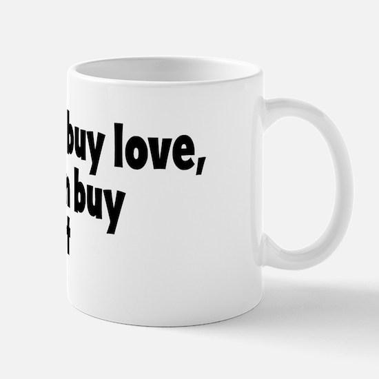 yeast (money) Mug