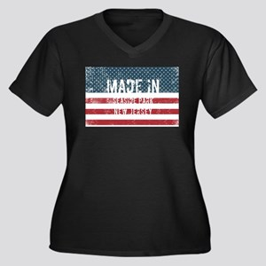 Made in Seaside Park, New Jersey Plus Size T-Shirt