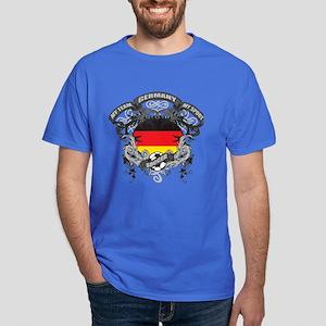 Germany Soccer Dark T-Shirt