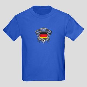 Germany Soccer Kids Dark T-Shirt