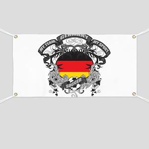 Germany Soccer Banner