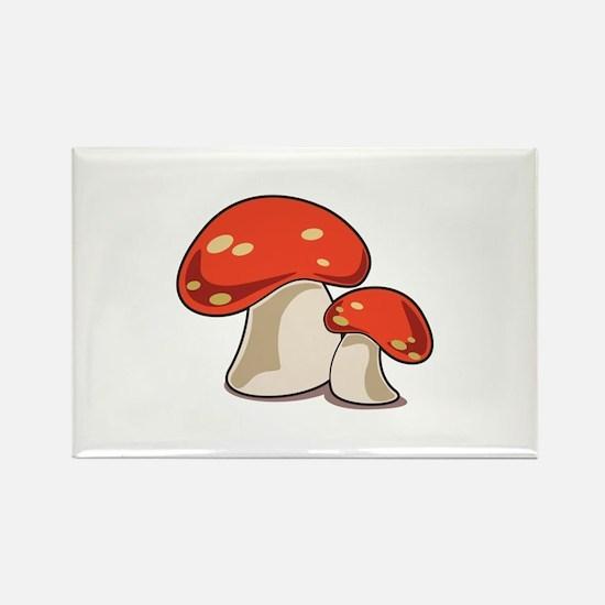 Mushrooms Magnets