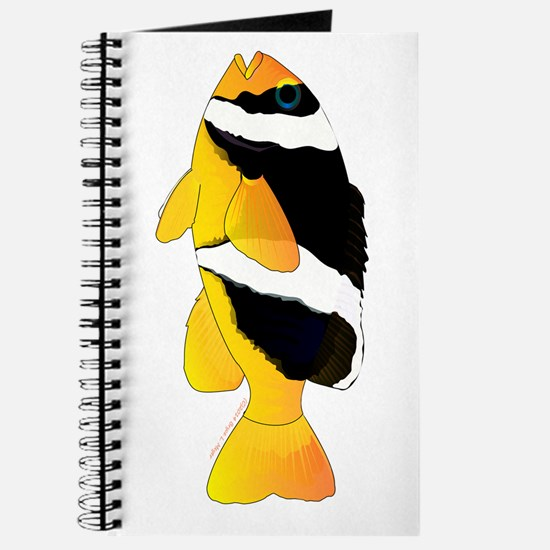 Sebae Anemonefish Journal