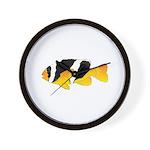Sebae Anemonefish Wall Clock