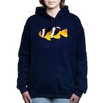 Sebae Anemonefish c Women's Hooded Sweatshirt