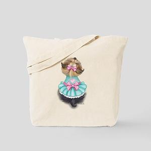 Miss pretty Tote Bag