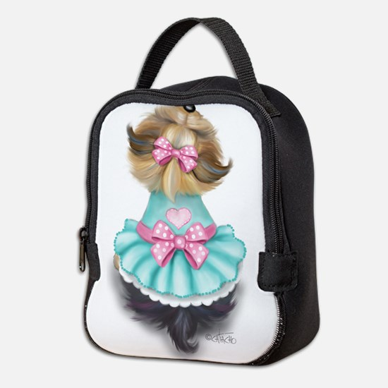 Miss pretty Neoprene Lunch Bag