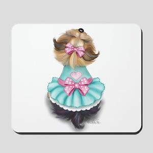 Miss pretty Mousepad