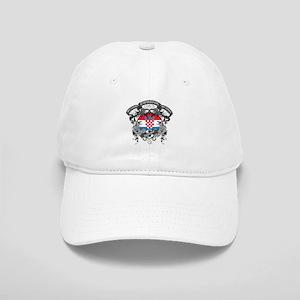 Croatia Soccer Cap