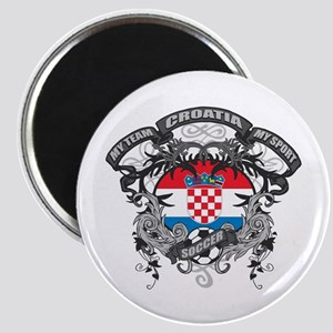 Croatia Soccer Magnet