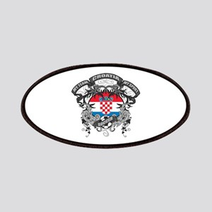 Croatia Soccer Patches