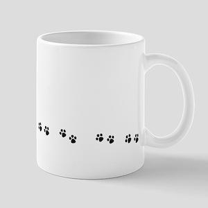 Kitty paws Mugs