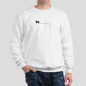 Kitty paws Sweatshirt