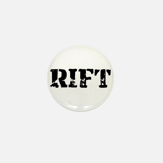 Rift Arma Black Mini Button