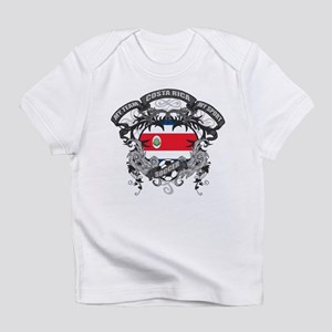 Costa Rica Soccer Infant T-Shirt