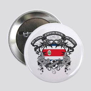 "Costa Rica Soccer 2.25"" Button"