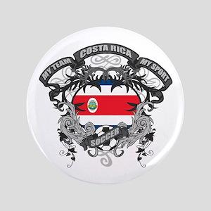 """Costa Rica Soccer 3.5"""" Button"""
