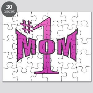 Number one mom p Puzzle