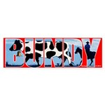 Bundy Bumper Sticker