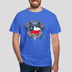 Chile Soccer Dark T-Shirt