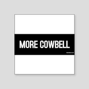 morecowbell Sticker