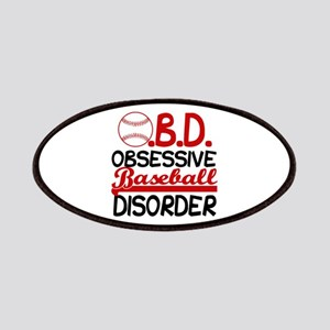 Funny Baseball Patches