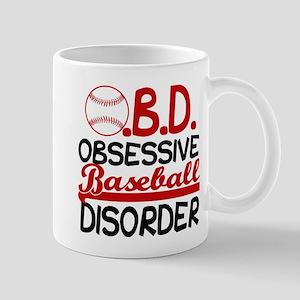Funny Baseball Mug