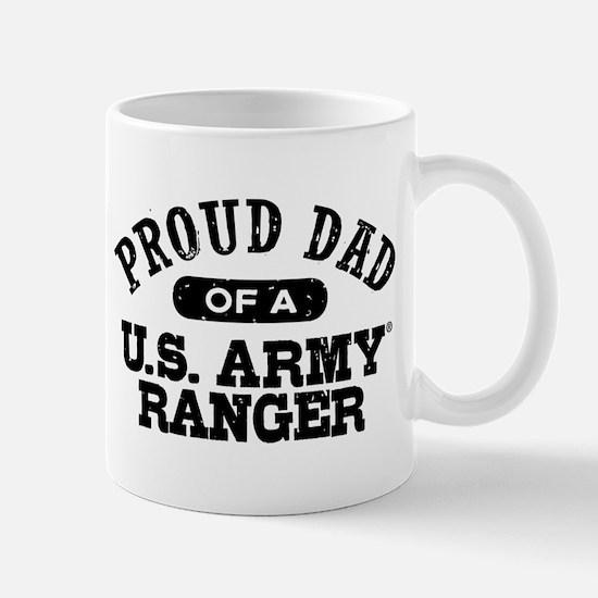 Army Ranger Dad Mug