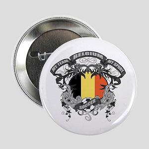 "Belgium Soccer 2.25"" Button"
