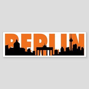 BERLIN SKYLINE Sticker (Bumper)