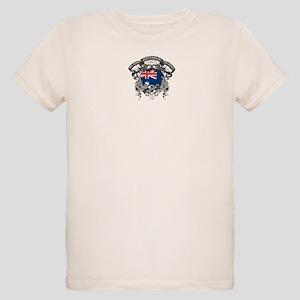 Australia Soccer Organic Kids T-Shirt
