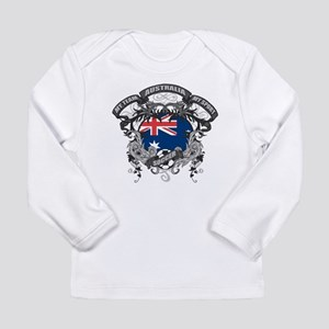 Australia Soccer Long Sleeve Infant T-Shirt