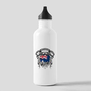 Australia Soccer Stainless Water Bottle 1.0L