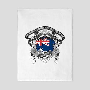 Australia Soccer Twin Duvet