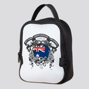 Australia Soccer Neoprene Lunch Bag