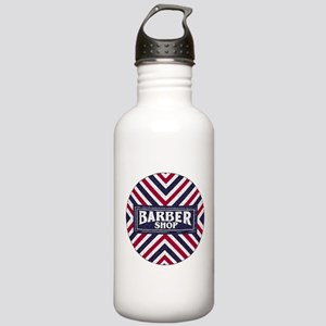 Old Fashion Barbershop Stainless Water Bottle 1.0L