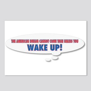 Wake Up Postcards (Package of 8)