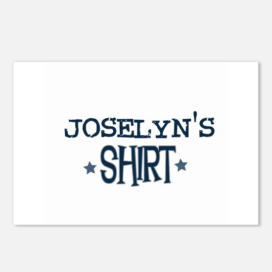 Joselyn Postcards (Package of 8)