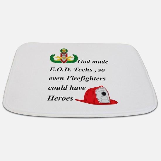 EOD - Firefighter Heroes Bathmat