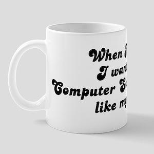 Computer Science Teacher like Mug