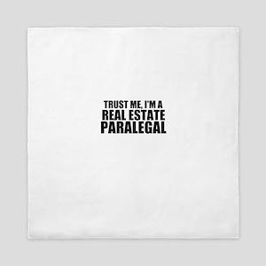 Trust Me, I'm A Real Estate Paralegal Queen Du