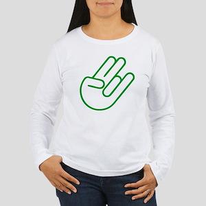 SHOCKERHAND Women's Long Sleeve T-Shirt